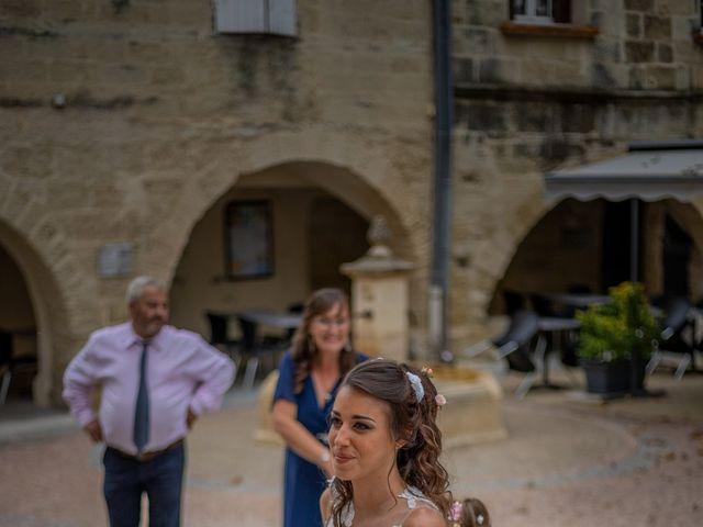 Le mariage de Samuel et Mélanie à Aimargues, Gard 3