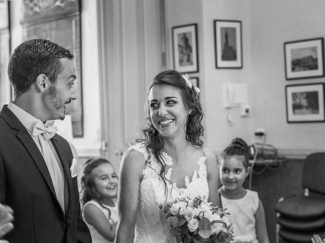 Le mariage de Samuel et Mélanie à Aimargues, Gard 1