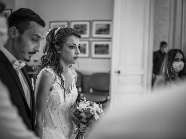 Le mariage de Samuel et Mélanie à Aimargues, Gard 2