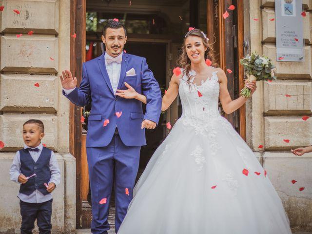 Le mariage de Samuel et Mélanie à Aimargues, Gard 4
