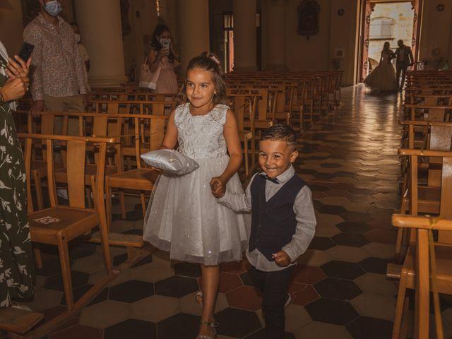 Le mariage de Samuel et Mélanie à Aimargues, Gard 8