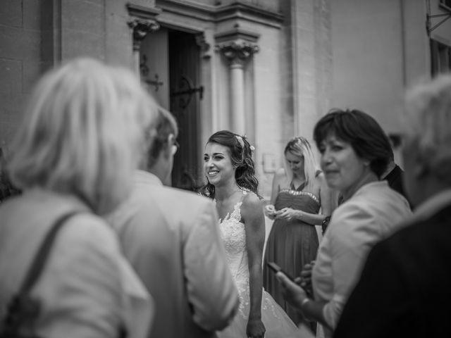 Le mariage de Samuel et Mélanie à Aimargues, Gard 11