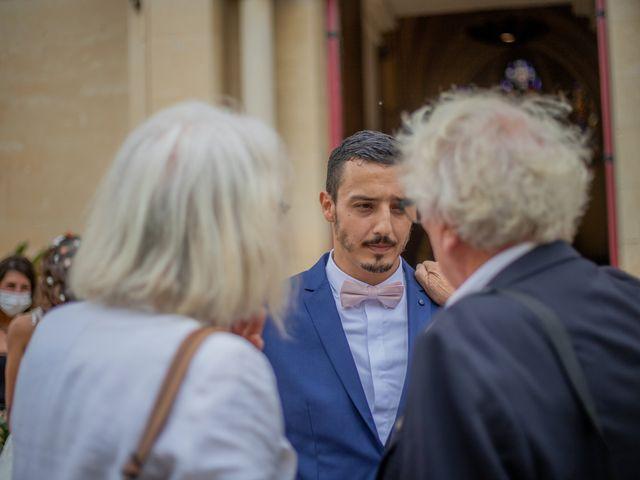 Le mariage de Samuel et Mélanie à Aimargues, Gard 12