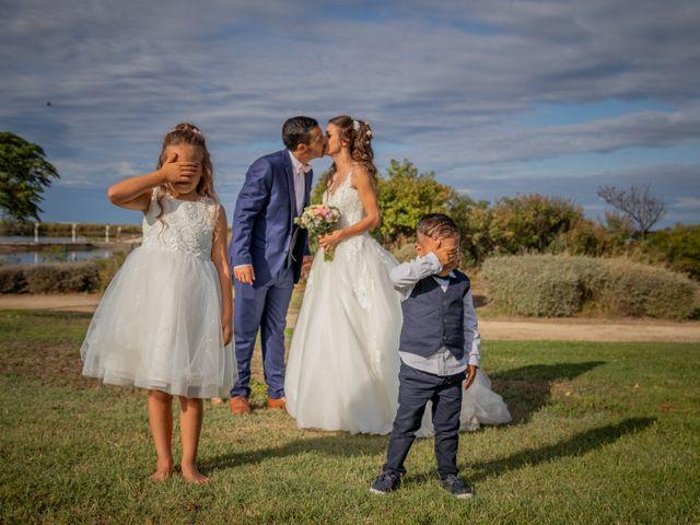 Le mariage de Samuel et Mélanie à Aimargues, Gard 13