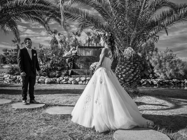 Le mariage de Samuel et Mélanie à Aimargues, Gard 15