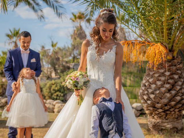 Le mariage de Samuel et Mélanie à Aimargues, Gard 16