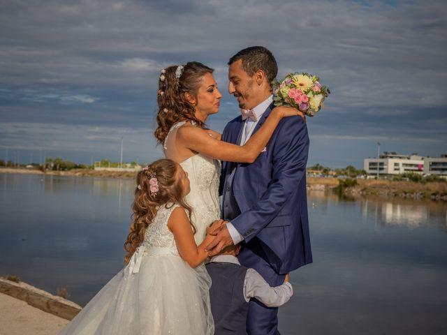 Le mariage de Samuel et Mélanie à Aimargues, Gard 17