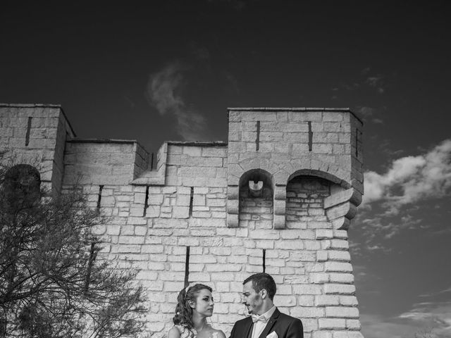 Le mariage de Samuel et Mélanie à Aimargues, Gard 18