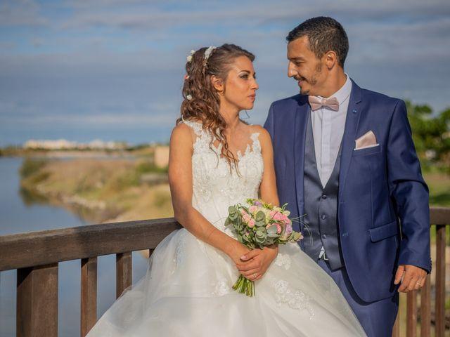 Le mariage de Samuel et Mélanie à Aimargues, Gard 19