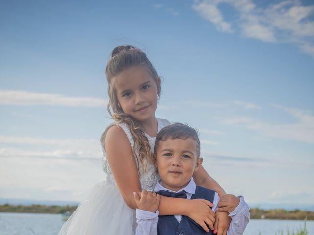 Le mariage de Samuel et Mélanie à Aimargues, Gard 20