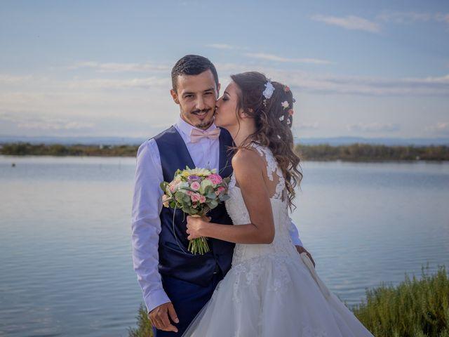 Le mariage de Mélanie et Samuel