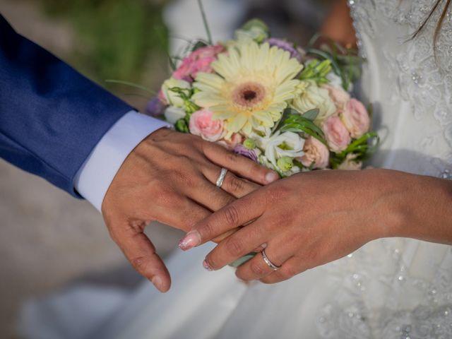 Le mariage de Samuel et Mélanie à Aimargues, Gard 26