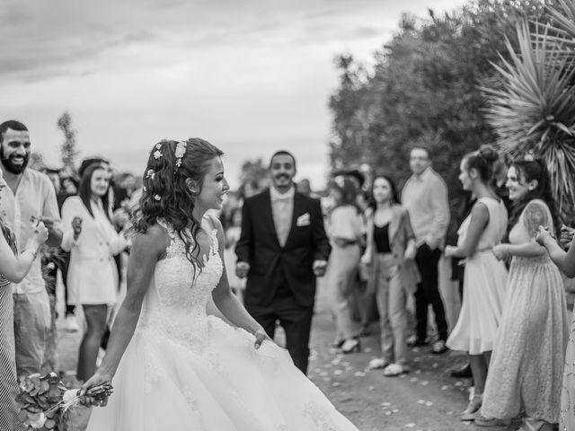 Le mariage de Samuel et Mélanie à Aimargues, Gard 27