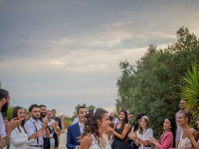 Le mariage de Samuel et Mélanie à Aimargues, Gard 30