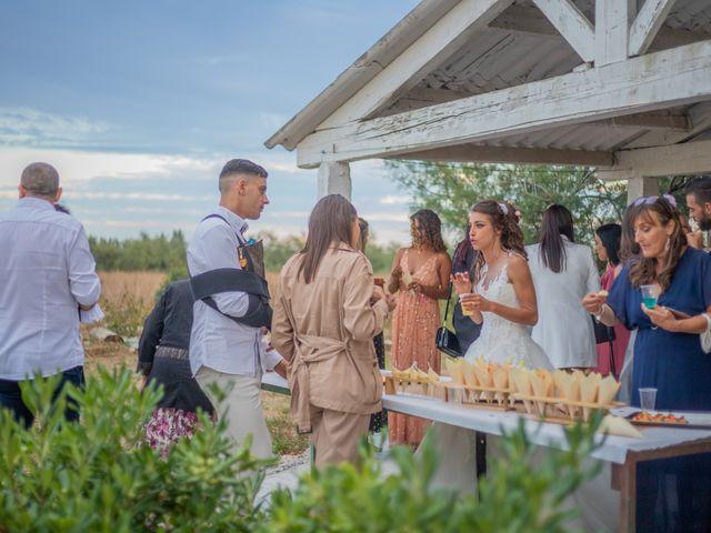 Le mariage de Samuel et Mélanie à Aimargues, Gard 37