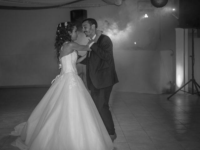 Le mariage de Samuel et Mélanie à Aimargues, Gard 40