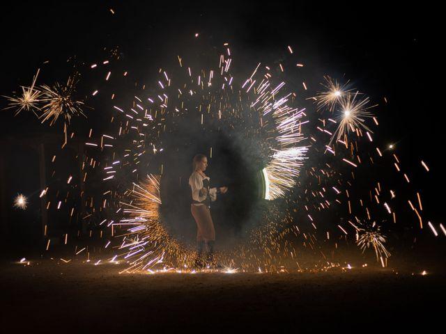 Le mariage de Samuel et Mélanie à Aimargues, Gard 42