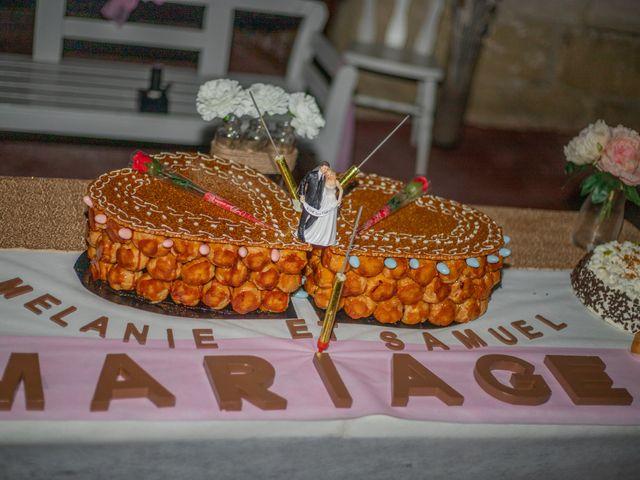 Le mariage de Samuel et Mélanie à Aimargues, Gard 43