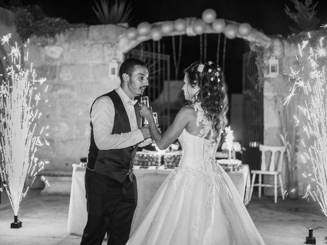 Le mariage de Samuel et Mélanie à Aimargues, Gard 46