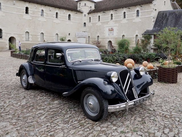Le mariage de Kévin et Julie à Lémeré, Indre-et-Loire 29