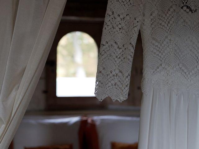 Le mariage de Kévin et Julie à Lémeré, Indre-et-Loire 35