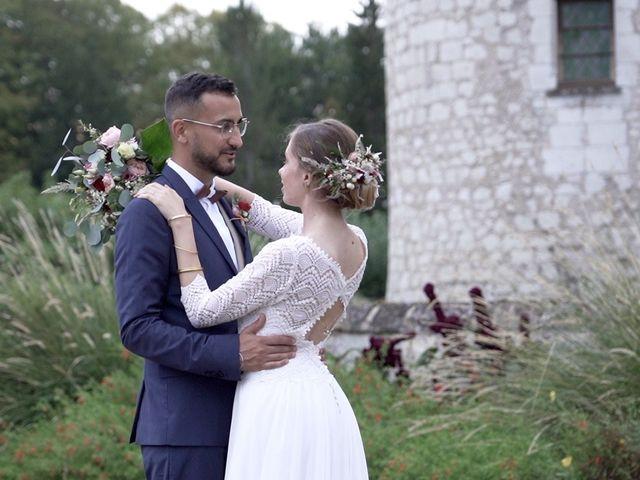 Le mariage de Kévin et Julie à Lémeré, Indre-et-Loire 43