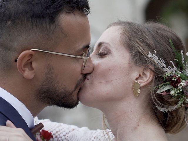 Le mariage de Kévin et Julie à Lémeré, Indre-et-Loire 44