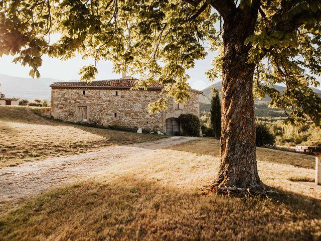 Le mariage de Fabien et Marion à Bourdeaux, Drôme 2