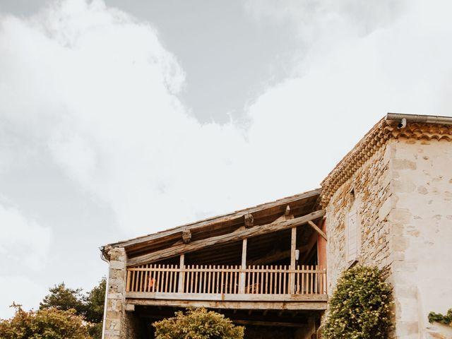 Le mariage de Fabien et Marion à Bourdeaux, Drôme 6