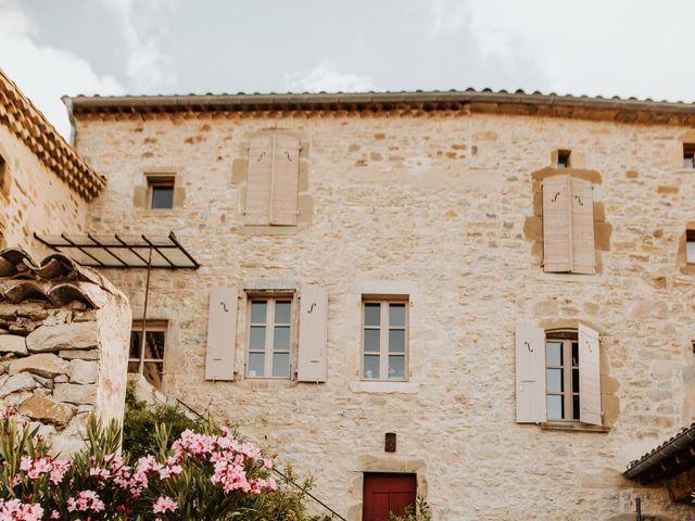 Le mariage de Fabien et Marion à Bourdeaux, Drôme 7