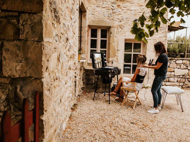 Le mariage de Fabien et Marion à Bourdeaux, Drôme 12
