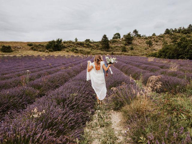 Le mariage de Fabien et Marion à Bourdeaux, Drôme 36