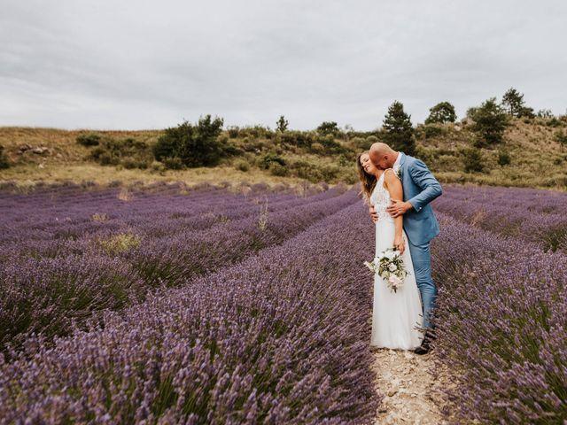 Le mariage de Fabien et Marion à Bourdeaux, Drôme 37