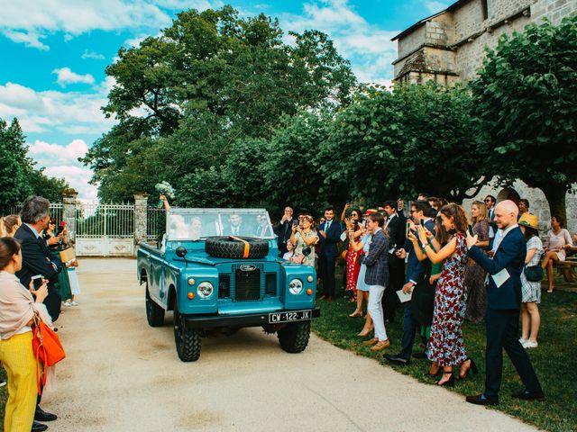 Le mariage de Mathieu et Caroline à Limoges, Haute-Vienne 27