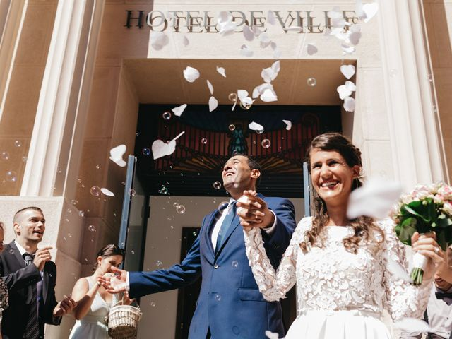Le mariage de Karim et Flora à Mouans-Sartoux, Alpes-Maritimes 25