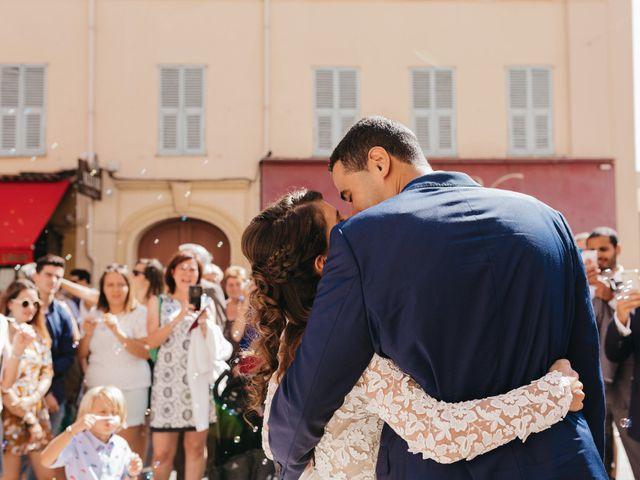 Le mariage de Karim et Flora à Mouans-Sartoux, Alpes-Maritimes 26