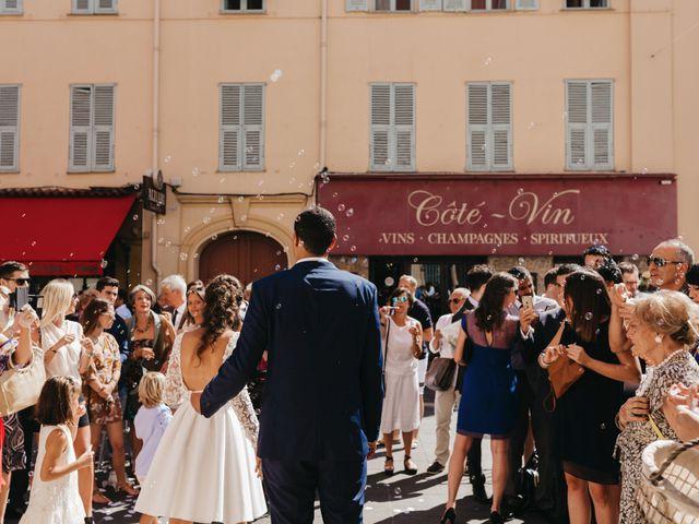 Le mariage de Karim et Flora à Mouans-Sartoux, Alpes-Maritimes 27
