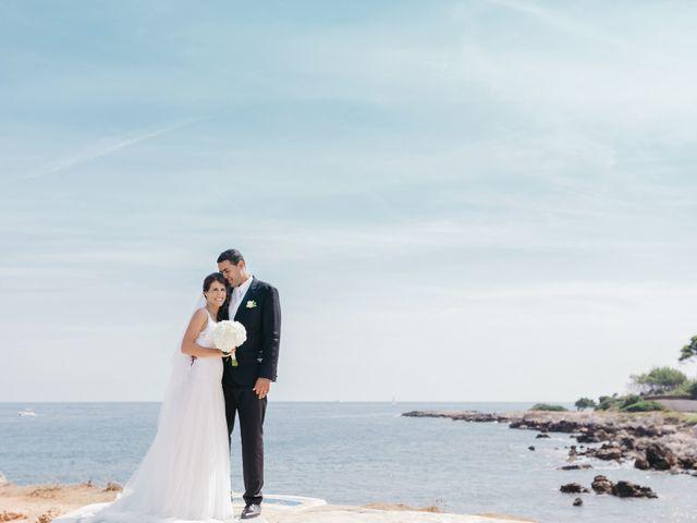 Le mariage de Flora et Karim