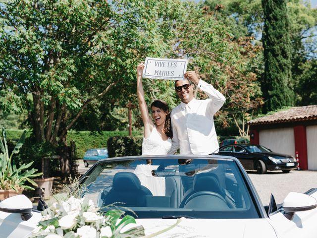 Le mariage de Karim et Flora à Mouans-Sartoux, Alpes-Maritimes 70