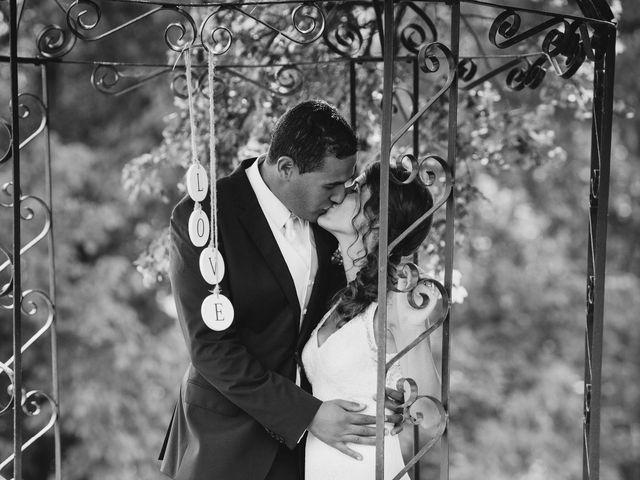 Le mariage de Karim et Flora à Mouans-Sartoux, Alpes-Maritimes 72