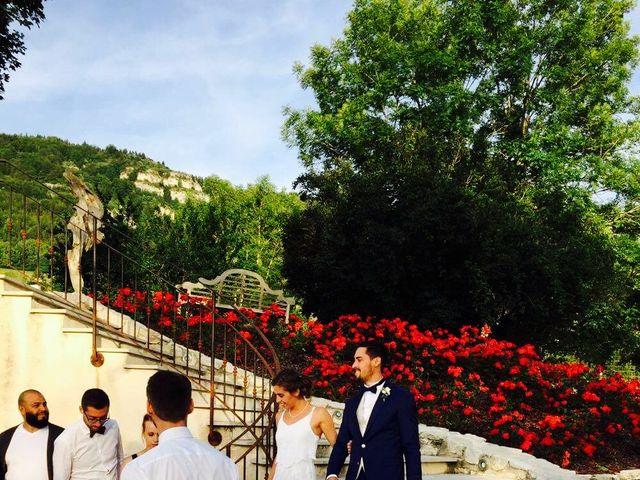 Le mariage de Wanda  et Vincent  à Lans-en-Vercors, Isère 19