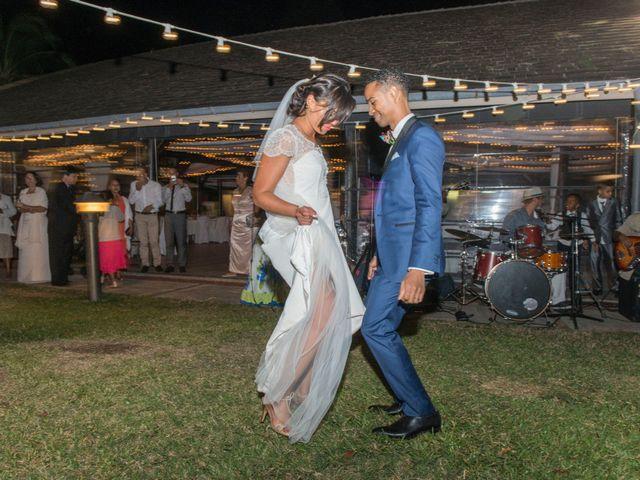 Le mariage de Olivier et Adeline à Saint-Gilles les Bains, La Réunion 5