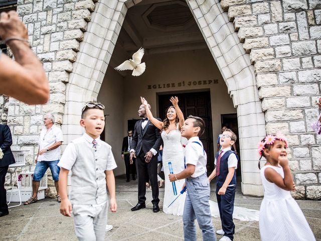 Le mariage de Noy et Manu à Annemasse, Haute-Savoie 29