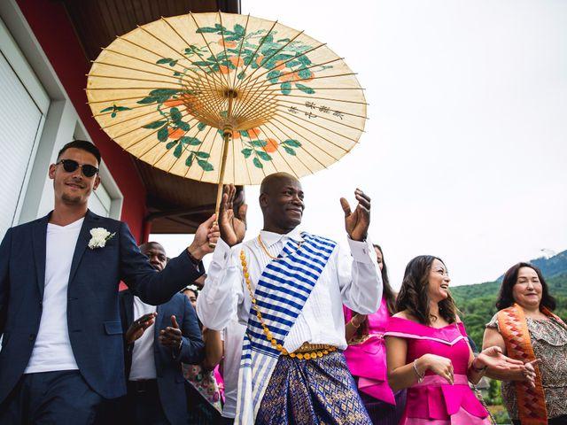 Le mariage de Noy et Manu à Annemasse, Haute-Savoie 36