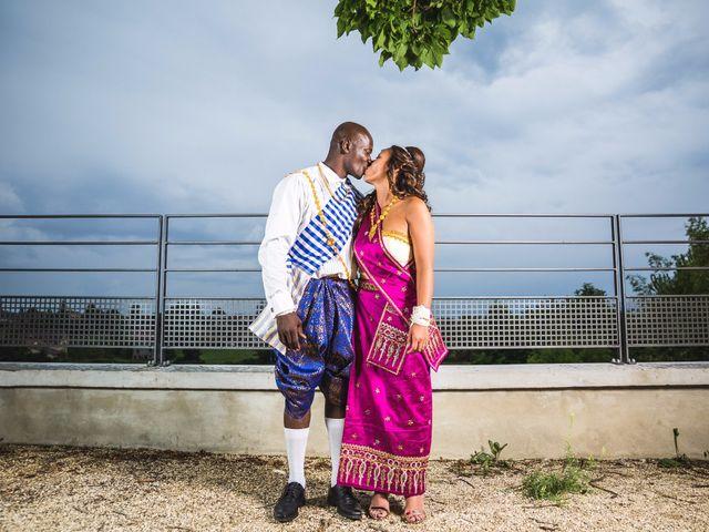 Le mariage de Noy et Manu à Annemasse, Haute-Savoie 47