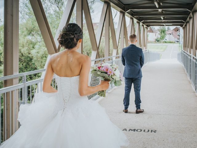 Le mariage de Jimmy et Christelle à Pontarlier, Doubs 1
