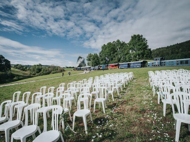 Le mariage de Jimmy et Christelle à Pontarlier, Doubs 2