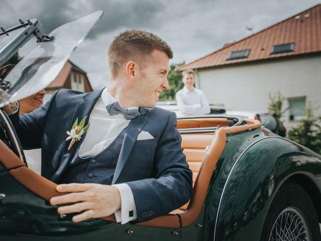 Le mariage de Jimmy et Christelle à Pontarlier, Doubs 5