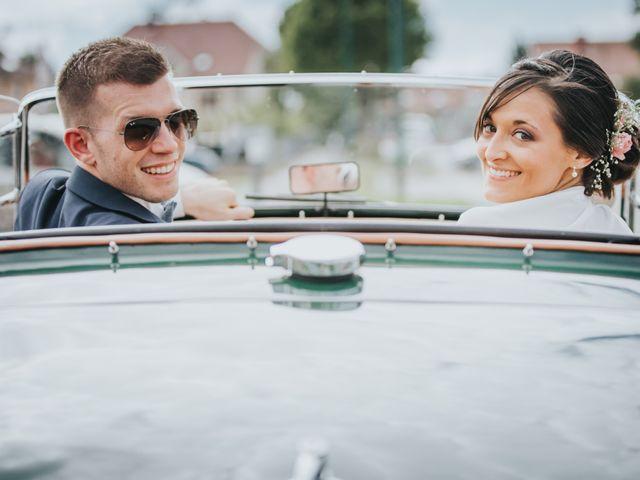 Le mariage de Jimmy et Christelle à Pontarlier, Doubs 7