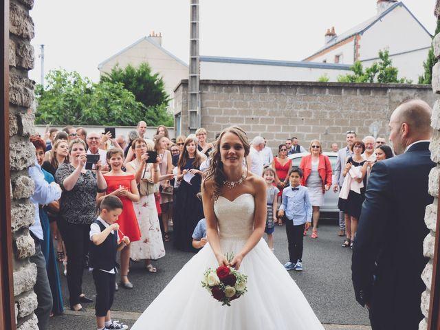 Le mariage de Sébastien et Manon à Tours, Indre-et-Loire 13
